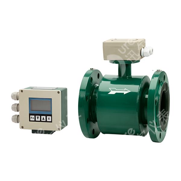 LDG 远传显示型管道式灌溉电磁流量计